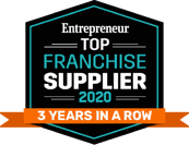 2020 top supplier with ribbon4