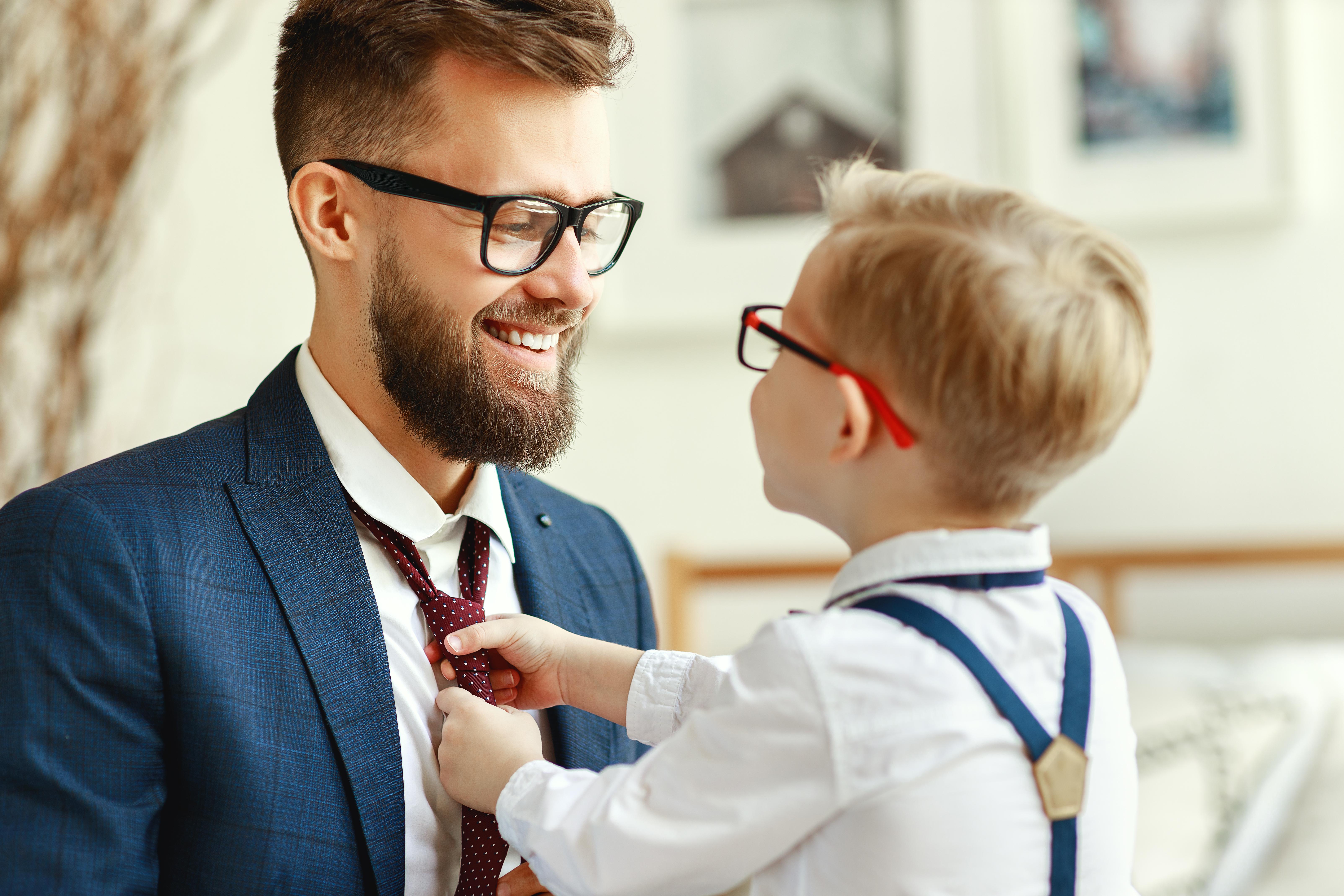 Entrepreneurship and Fatherhood